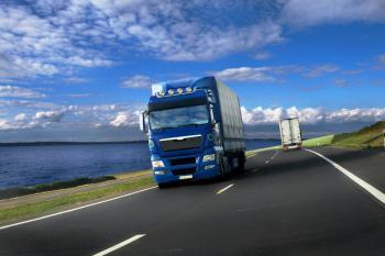 Transport in Frankrijk en Benelux
